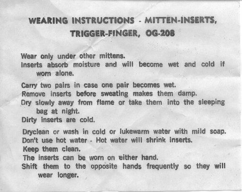 wearinginstructions