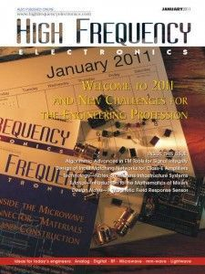 High Frequency Electronics - January 2011
