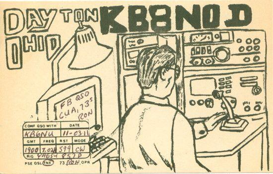 KB8NOD QSL